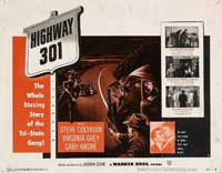Highway 301 - 11 x 14 Poster UK Style A