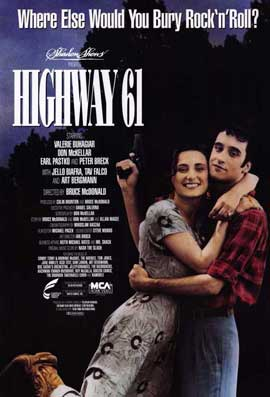 Highway 61 - 11 x 17 Movie Poster - Style B