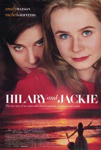 Hilary and Jackie - 27 x 40 Movie Poster - Style B
