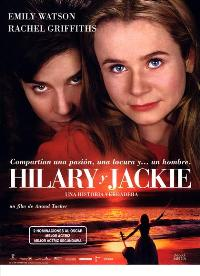 Hilary and Jackie - 11 x 17 Movie Poster - Spanish Style A