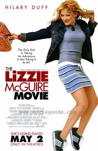 Hilary Duff - 27 x 40 Movie Poster - Style A