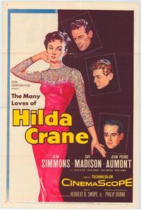 Hilda Crane - 11 x 17 Movie Poster - Style A