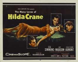 Hilda Crane - 22 x 28 Movie Poster - Half Sheet Style A
