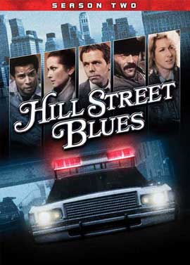Hill Street Blues (TV) - 11 x 17 TV Poster - Style A