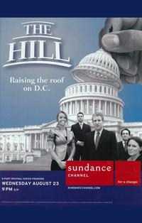 The Hill (TV) - 11 x 17 TV Poster - Style A