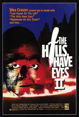 Hills Have Eyes II - 11 x 17 Movie Poster - Style A