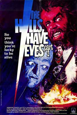 Hills Have Eyes II - 11 x 17 Movie Poster - Style B