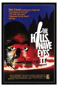 Hills Have Eyes II - 43 x 62 Movie Poster - Bus Shelter Style A