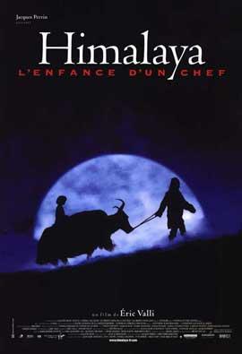 Himalaya - l'enfance d'un chef - 11 x 17 Movie Poster - Style A