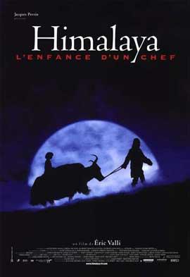 Himalaya - l'enfance d'un chef - 27 x 40 Movie Poster - Style A