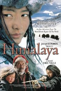 Himalaya - l'enfance d'un chef - 27 x 40 Movie Poster - Style B