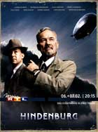 Hindenburg - 11 x 17 TV Poster - Germany Style A