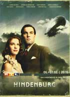 Hindenburg - 11 x 17 TV Poster - German Style B