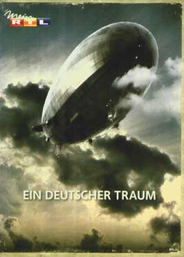 Hindenburg - 11 x 17 TV Poster - German Style C