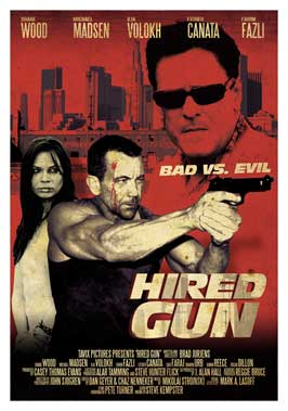 Hired Gun - 27 x 40 Movie Poster - Style A