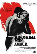 Hiroshima, Mon Amour - 27 x 40 Movie Poster - French Style A