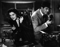 His Girl Friday - 8 x 10 B&W Photo #2