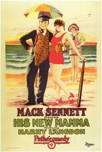 His New Mama - 43 x 62 Movie Poster - Bus Shelter Style A