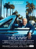 His Way (TV) - 11 x 17 TV Poster - Style A