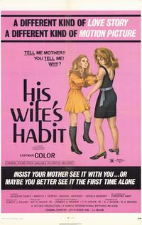 His Wifes Habit - 11 x 17 Movie Poster - Style A