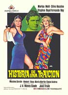 Historia de una traicion - 11 x 17 Movie Poster - Spanish Style A
