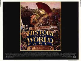 History of the World: Part 1 - 11 x 14 Movie Poster - Style A