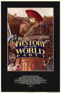 History of the World: Part 1 - 43 x 62 Movie Poster - Bus Shelter Style A