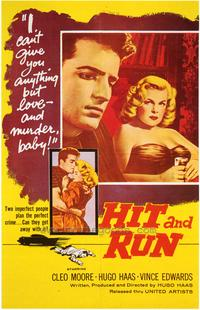 Hit and Run - 43 x 62 Movie Poster - Bus Shelter Style A