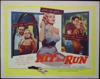 Hit and Run - 11 x 14 Movie Poster - Style B