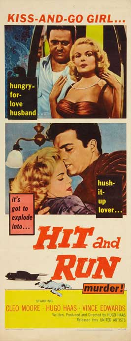 Hit and Run - 14 x 36 Movie Poster - Insert Style A