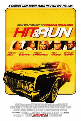 Hit and Run - 27 x 40 Movie Poster - Style A