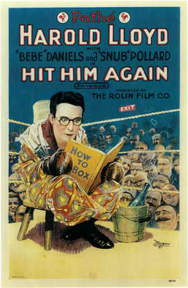 Hit Him Again - 11 x 17 Movie Poster - Style A