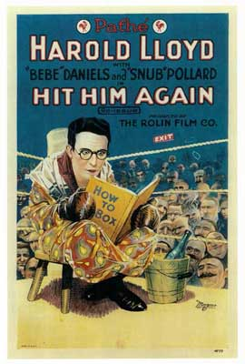 Hit Him Again - 27 x 40 Movie Poster - Style A