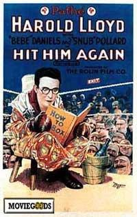 Hit Him Again - 43 x 62 Movie Poster - Bus Shelter Style A