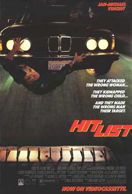 Hit List - 11 x 17 Movie Poster - Style A