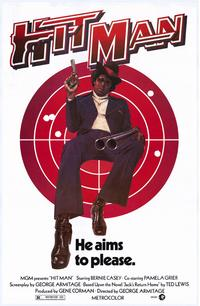 Hit Man - 43 x 62 Movie Poster - Bus Shelter Style A