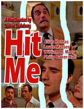 Hit Me - 11 x 17 Movie Poster - Style B