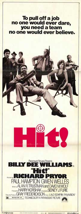 Hit! - 11 x 17 Movie Poster - Style A