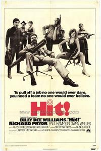 Hit! - 11 x 17 Movie Poster - Style B