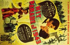 Hit Parade of 1943 - 11 x 17 Movie Poster - Style A