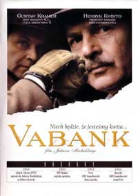 Hit the Bank - 11 x 17 Movie Poster - Polish Style A