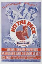 Hit the Deck - 11 x 17 Movie Poster - Style B