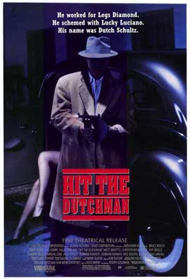 Hit the Dutchman - 11 x 17 Movie Poster - Style A