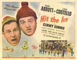 Hit the Ice - 11 x 14 Movie Poster - Style A