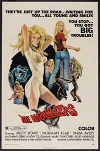 Hitchhikers - 43 x 62 Movie Poster - Bus Shelter Style A
