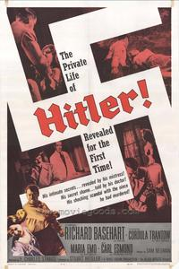 Hitler - 27 x 40 Movie Poster - Style A