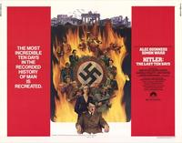 Hitler: The Last 10 Days - 11 x 14 Movie Poster - Style B