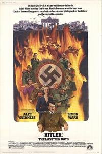 Hitler: The Last 10 Days - 27 x 40 Movie Poster - Style A