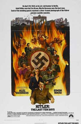 Hitler: The Last Ten Days - 11 x 17 Movie Poster - Style A