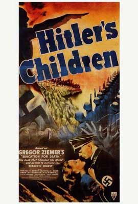 Hitler's Children - 27 x 40 Movie Poster - Style B